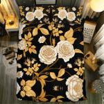 Rose Collection #0912133D Customize Bedding Set Duvet Cover SetBedroom Set Bedlinen