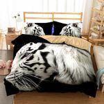 3D Animal Tiger Printed Bedroom PillowsQueen 3d hes3D Customize Bedding Set Duvet Cover SetBedroom Set Bedlinen
