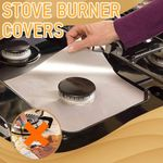 Mie Reusable Durable BPA Free Spillproof Heat Resistant Stove Protector