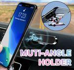 Redux Universal 360 Degrees Rotation Magnetic Car Phone Holder