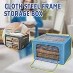 Elite Multifunctional Foldable Organizer Storage Bag For Clothes & More