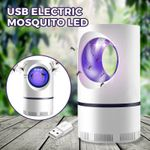 Frode Ultraviolet USB Power Mosquito Trap With Suction Fan