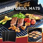 Grillex Non-stick Eco Friendly BPA Free Heat Resistant BBQ Grill Mats