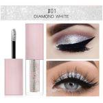 Liquid Eyeshadow Glitter Long Lasting Sweatproof and Waterproof Eye Makeup