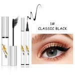 Color Eyeliner Mascara 2 In 1 Waterproof Sweatproof Professional Makeup Set