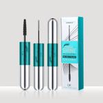 2 in 1 Diamond Sequins Mascara Makeup Waterproof Sweatproof