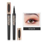 Eyeliner Long Lasting Waterproof Liquid Eyeliner Black Makeup Pencil Tool Q611
