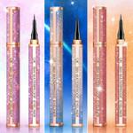 Starry Liquid Eyeliner Pen Liquid Eye Liner Waterproof Long lasting Makeup Pencil Q616