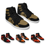 Cleveland Browns JD1 Mens Womens Shoes