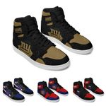 New York Giants JD1 Mens Womens Shoes