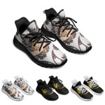 Sun and Moon Running Shoes Popcorn Sole