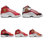 Kansas City Chiefs AJ13 Sports Teams Shoes
