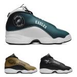 Philadelphia Eagles AJ13 Sports Teams Shoes