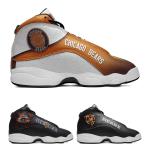 Chicago Bears AJ13 Sports Teams Shoes