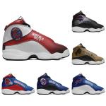 Buffalo Bills AJ13 Basketball Shoes