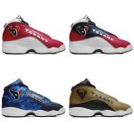 Houston Texans AJ13 Sports Teams Shoes