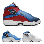 Tennessee Titans AJ13 Sports Teams Shoes