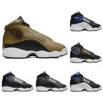 Tennessee Titans AJ13 Basketball Shoes
