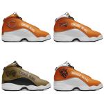 Chicago Bears AJ13 Basketball Shoes