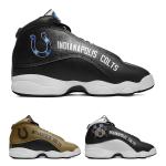 Indianapolis Colts AJ13 Basketball Shoes