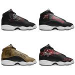 Tampa Bay Buccaneers AJ13 Sports Teams Shoes