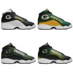Green Bay Packers AJ13 Basketball Shoes