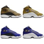 Baltimore Ravens AJ13 Basketball Shoes