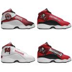 Tampa Bay Buccaneers AJ13 Basketball Shoes