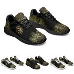 Vintage OM Men Women Sneakers