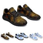 Dragonfly Vintage Men Women Sneakers