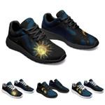 Sun and Moon Men Women Sneakers