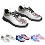 American Flag Eagles Sneakers
