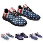 American Flag Vintage Sneakers
