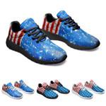Vintage USA Flag Sneakers