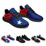 Flag Of Texas Flag Sneakers