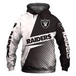 Las Vegas Raiders Hoodie Flag Skull Grim Reaper Venom Football Sports Team Sweatshirt