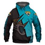 Jacksonville Jaguars Hoodie Skull Halloween Murderer Jason Freddy American Football Sports Team Sweatshirt