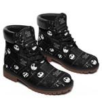 Jack Skellington Smile Boots