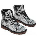 Jack Skellington Tie Dye Boots The Nightmare Before Christmas Shoes
