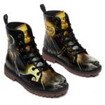 Halloween Jack Skellington Sally Boots Anime The Nightmare Before Christmas Shoes
