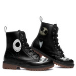 Halloween Jack Skellington Sally Tie Dye Boots Shoes