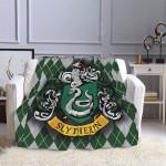 Harry Potter Slytherin Fleece Blanket