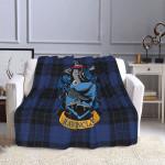 Harry Potter Hogwarts Ravenclaw Blanket