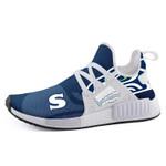 SEA Shoes For Men Women Sports Team Black White Sneakers