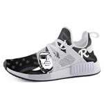 LVR Shoes For Men Women Sports Team Black White Sneakers