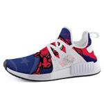 HOU Shoes For Men Women Sports Team Black White Sneakers