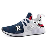 LAR Shoes For Men Women Sports Team Black White Sneakers