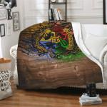 Harry Potter Blanket Super Soft Hogwarts Blanket