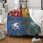 Harry Potter Throw Blanket Harry Potter Fleece Blanket For Adults And Kids