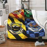 Harry Potter Cozy Fleece Blanket